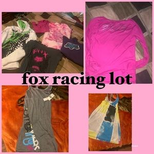 Women's fox racing